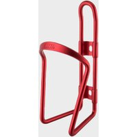Delta Alloy Bottle Cage, Red
