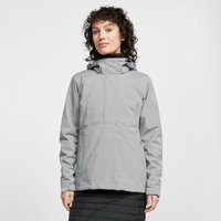 Jack Wolfskin Womens Paradise Valley Jacket - Grey/Gry, Grey