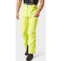 Protest Men's Oweny Pants, Yellow