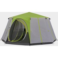 Coleman Cortes Octagon 8 Tent - Green-Grn, Green-GRN