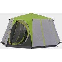 Coleman Cortes Octagon 8 Tent, Green