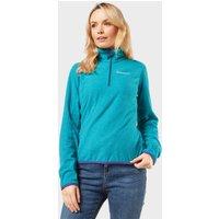 Berghaus Women's Hendra Half-Zip Fleece, Blue