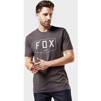 Fox FOX SHIELD SS PRM TEE, BLK/BLK