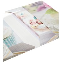 Gifted Cupcake Notepad and Envelope, Multi