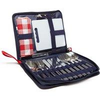 Outwell Ragley Picnic Cutlery Bag, Assorted