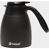 Outwell Aden 0.6 Litre Vacuum Flask, Black