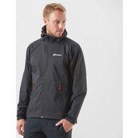 Berghaus Mens Stormcloud Waterproof Jacket  Black