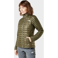 The North Face Womens Thermoball Eco Jacket  Green