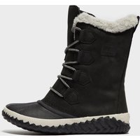 Sorel Women's Out 'N About Plus Tall Boots, Black/Black