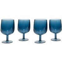 Eurohike Summer F€Ýte - Pack Of 4 Wine Glass -