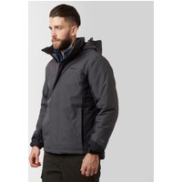 Peter Storm Mens Insulated Panelled Jacket, Black