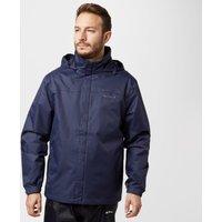 Peter Storm Mens Storm Waterproof Jacket, Navy