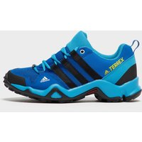 adidas Kids' Terrex AX2R Waterproof Shoes, Blue/MBL