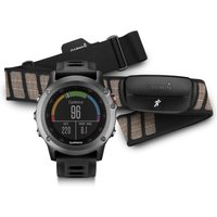 garmin fenix 3 performer bundle (hrm)  grey, grey