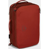 Osprey Transporter Global Carry-On 36 Litre Rucksack - Red/Red, RED/RED