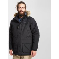 Peter Storm Mens Peter Waterproof Parka, Black
