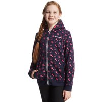 Peter Storm Girls Theresa Hooded Jacket, Navy