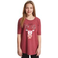 Animal Girls Dotty Doe T-Shirt, Red