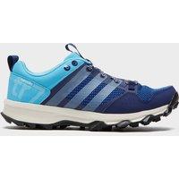 Adidas Womens Kanadia 7 Trail Shoe, Blue