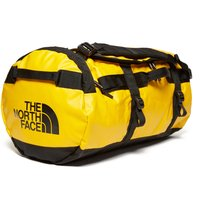 The North Face Basecamp Duffel Bag (Medium), Yellow