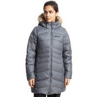 Marmot Womens Montreal Down Coat, Silver