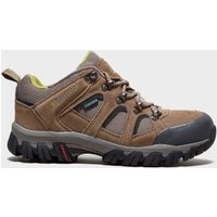 Karrimor Womens Bodmin IV Low Waterproof Walking Shoe, Brown