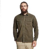 Kuhl Mens Flakjak Long Sleeve Shirt Jacket, Brown