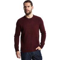 Brakeburn Mens Woodward Sweater, Red