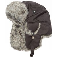Extremities Womens Trapper Hat, Grey