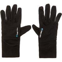 Trekmates Mens Siloch Liner Gloves, Black