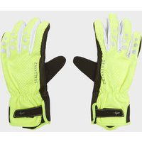 Sealskinz All Weather Cycle XP Gloves, Yellow