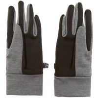 The North Face Womens Etip Gloves, Grey