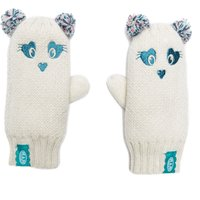 Animal Fionnah Mitts, Cream