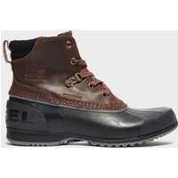 Sorel Mens Ankeny Mid Boot, Brown
