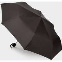 Fulton Minilite 1 Umbrella, Black