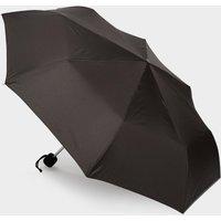 Fulton Minilite 1 Umbrella - Black, Black