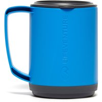 Lifeventure Ellipse Insulated Mug, Blue