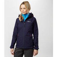 Berghaus Womens Stormcloud Waterproof Jacket, Blue