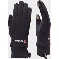 Berghaus Men's Touchscreen Gloves, Black