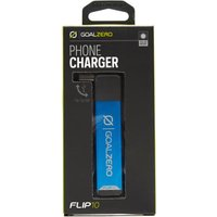 Goal Zero Flip 10 Recharger Battery, Blue