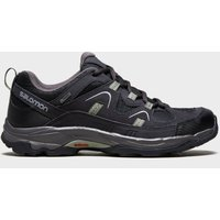Salomon Mens Loma GORE-TEX Hiking Shoe, Grey