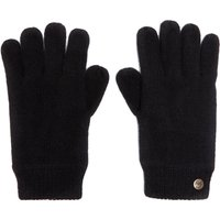 Snoodydo Mens Liam Knitted Gloves, Navy