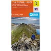 Ordnance Survey Explorer OL 5 The Lake District: North-eastern area, Assorted