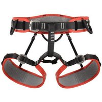 DMM Renegade 2 Adjustable Leg Harness, Red/Red