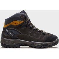 Scarpa Mens Mistral GORE-TEX Boots, Black/Grey/Green
