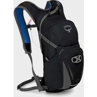 Osprey Viper 9 Hydration Pack, Black/Grey