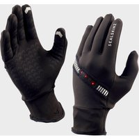 Sealskinz HALO Running Glove, Black