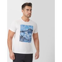 Protest Mens Lincoln T-Shirt, White