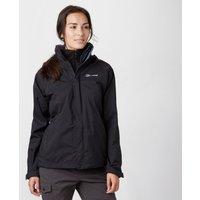 Berghaus Calisto Alpha Aq2 Waterproof Jacket, Black