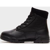 Magnum Men's Classic 6 Lace Work Boots, Black